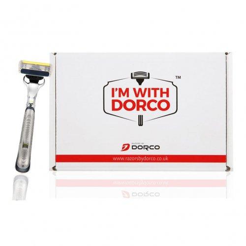 Pace 6 plus razor - Pace 6 plus handle + 1 blades £1.95 @ Dorco
