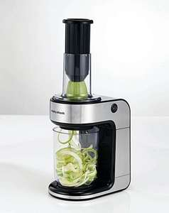 Morphy Richards Spiralizer Express - £19 at JD Williams (+£3.50 shipping)