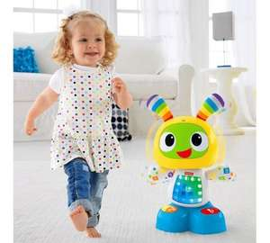 Fisher-Price Dance and Move BeatBo (Multi-Coloured) was £39.99 now £25 @ Amazon **Cheapest**