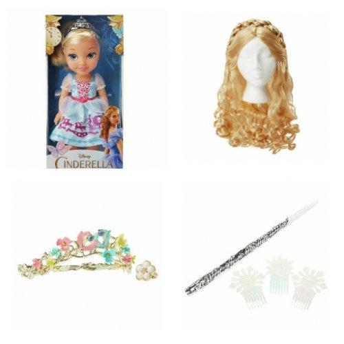 Girls Cinderella Bundle NOW £19.99 from Argos (was £59.99)