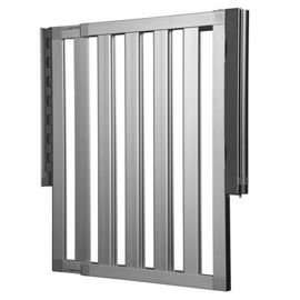 Lindam Numi Aluminium Extending Safety Gate £48 online at Tesco