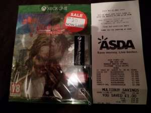 Dead Island Definitive Edition Xbox One £7.50 instore @ Asda Derby