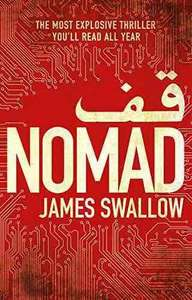 Nomad by James Swallow. Kindle Ed. Was £12.99 Now 98p at Amazon