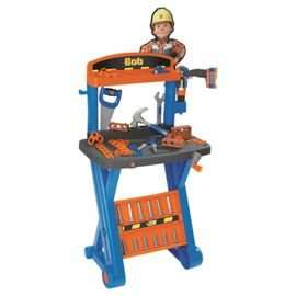 Bob The Builder my First Workbench now only £12 delivered if you're on a delivery saver plan or you need to add £3 for delivery  @ Tesco direct