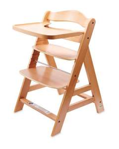 Hauck Gamma Wooden High Chair £39.99 + free delivery @ ALDI