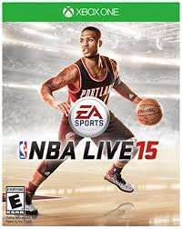 NBA live 15 Xbox one game £3.59 delivered at eBay / Argos outlet (basketball game)