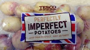 Tesco perfectly imperfect potatoes 2.5kg 90p @ Tesco instore