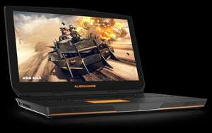 Gaming laptop Alienware 17 r3 @ £1049 delivered from DELL