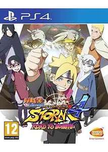 Naruto Shippuden Ultimate Ninja Storm 4: Road to Boruto (PS4/Xbox one) £29.99 @ Base
