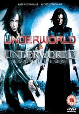 USED: Underworld / Underworld: Evolution [DVD] - DVD - musicMagpie Store £1.20