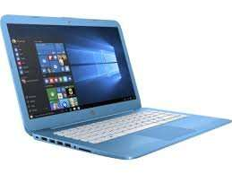 HP stream 14' laptop 2gb /32gb blue £229 down to £159 instore sainsburys colchester