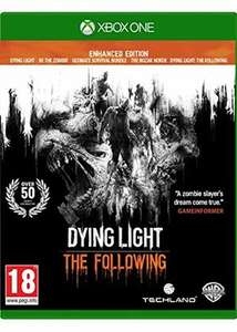 Dying Light: The Following - Enhanced Edition (Xbox One) £12.69 Delivered @ Base