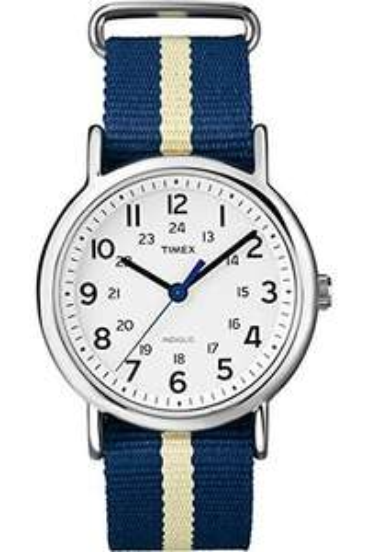 Timex Weekender with Blue Strap Quartz Watch £22.66 Del @ Amazon