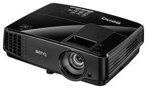 BenQ MS506 DLP Projector (3200 ANSI lumens, 800 x 600, 4:3) ONLY £123.75 @ Amazon lightning deal