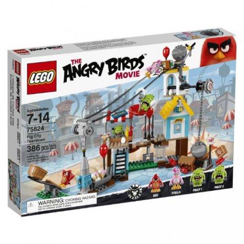 LEGO Angry Birds: Pig City Teardown (75824) was £44.99 now £20 @ Amazon / Smythstoys (Only C&C) *Cheapest*