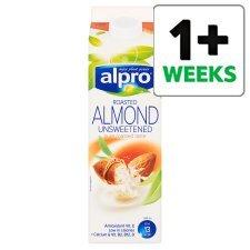 Alpro Unsweetened Almond Milk £1 @ Tesco