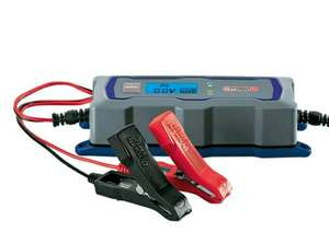 Car Battery Charger £13.99 instore @ Lidl