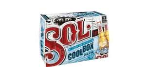 Sol 18 pack cool box £7.50 @ Tesco instore (Inverurie)