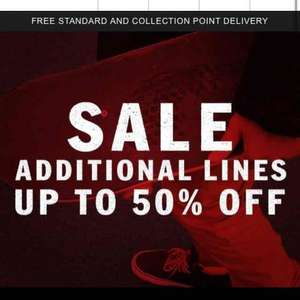 Vans sale upto 50% off + Extra 10% Off if you sign up + Free Delivery