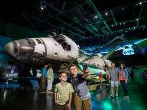 Kennedy Space Centre Orlando Adult Tickets same price as kids for Ltd Time now £29 @ American Attractions