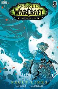 World of Warcraft: Legion Comic - issues 1 to 4 - Free @ Kindle & comiXology