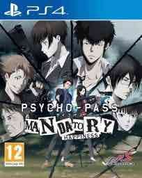 PSYCHO-PASS: Mandatory Happiness (PS4) £19.99 preowned @ Grainger games
