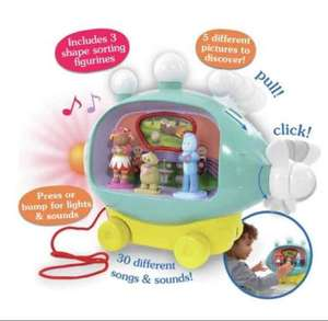Musical activity Pinky ponk -£12.48 Tesco InStore