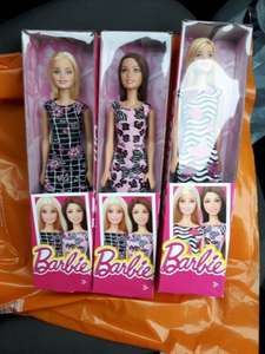 Chelsea barbie dolls £2.40 Instore @ Sainsbury's