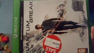 Quantum Break and other games. £10 Asda Luton