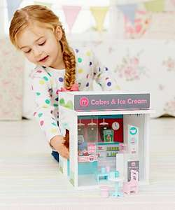 Rosebud Cake and Ice cream Shop | Rosebud Boutique | ELC was £25 now £8