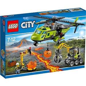 Lego City Volcano Supply Helicopter 60123 £26.97 @ ASDA (Free C&C)