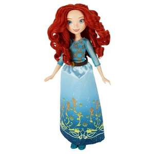 Buy one get one free on selected Disney Princess & Frozen dolls for £12.99 @ Smyths
