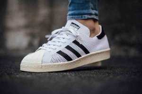 Men's Adidas Originals Superstar primeknit (UK 9s 10s 11s only) £29.99 at mandm direct  + £4.49 P&P (possible postage £1.99 see post)