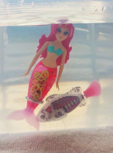 Mermaid Robo Fish bowl, was £40 now £10 @ Asda instore