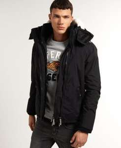 Superdry Mens Windcheater £35.99 @ Superdry ebay outlet