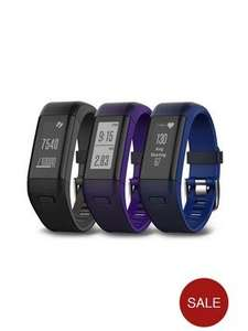 Garmin Vivosmart HR+ (WHRM) Activity Tracker - £129.99 (Plus 20% discount for new customers) - VERY