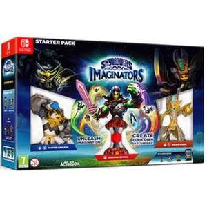 Skylanders Imaginators (Nintendo Switch) £36.85 Shopto