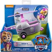 Paw Patrol Skye's High Flyin Copter (£8.95 click & collect from Tesco)