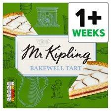 Mr Kipling Bakewell Tart// Mr Kipling Battenberg Cake  Half Price  Now 75p (Was £1.50) @ Tesco From 17th