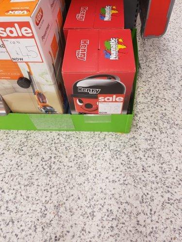 Henry vacuum Asda INSTORE Bournemouth - £78