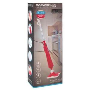 Daewoo Steam Mop - £7.50 @ POUNDLAND