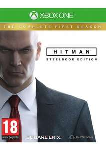 Hitman: The Complete First Season Steelbook Edition on Xbox One / PS4 £32.85 Delivered (pre-order) @ Simply Games