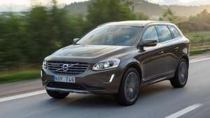 Volvo XC60 Estate T5 SE Nav 5dr Geartronic - 245bhp - £1190 deposit & £198/month £5754 - 2 year lease - 8k miles pa @ WhatCar Leasing