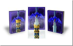 Limited Edition Zelda Arts & Artifacts Book (1 of 10,000) £66.99 Pre-order @ Amazon.co.uk