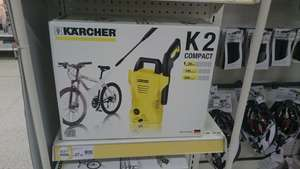 Karcher K2 Pressure washer £18.75 WILKO Newcastle instore
