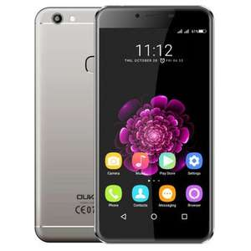 OUKITEL U15S 5.5 Inch Fingerprint 4GB RAM 32GB ROM MTK6750T Octa Core 4G Smartphone