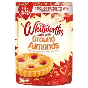 Whitworths Ground Almonds 150g - half price £1 @ Morrisons - Lets bake some Macarons (French Macaroons)