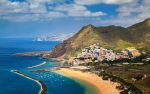 From Belfast: 10 nights in Tenerife Feb/March 2017 £229.22pp @ Ebookers