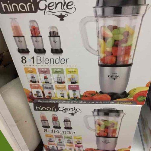 Hinari Genie 8 in 1 blender £19 instore @ Asda