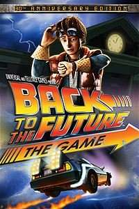 Back to the Future: The Game - 30th Anniversary Edition Xbox One (£6.60 with gold)